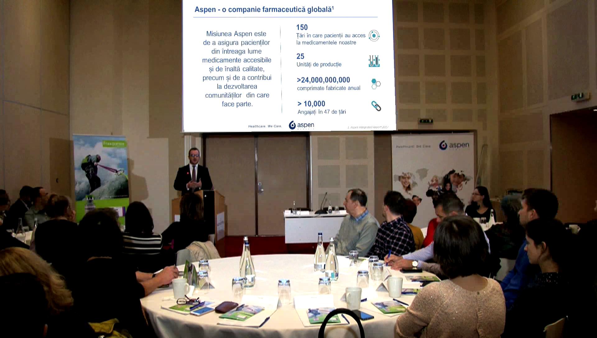Conferinţa ASPEN România